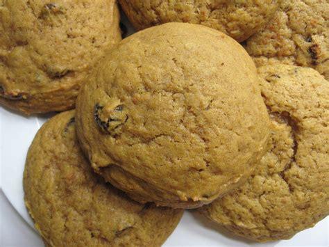pumpkin cookies she s in the kitchen big soft pumpkin cookies