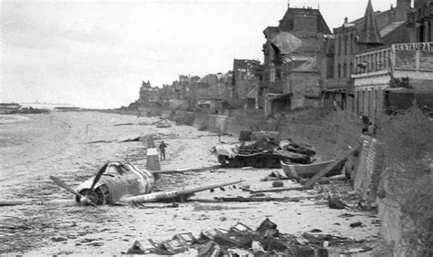 the day before s day then and now in pictures 70 years later normandy s