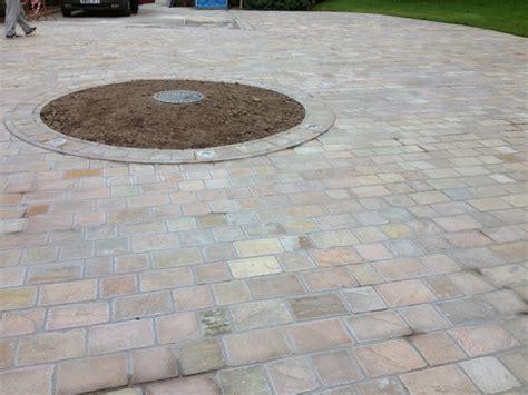 natural stone driveway gallery r m paving northton