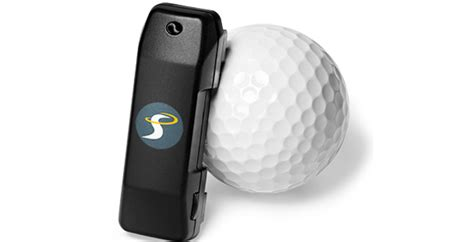 golf swing sensor swingsmart sensor analyzes your golf swing slashgear