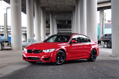 Ranger Ii Pl 14104jsrbl 03 bmw m3 f80 in rosso corsa roter lackierung