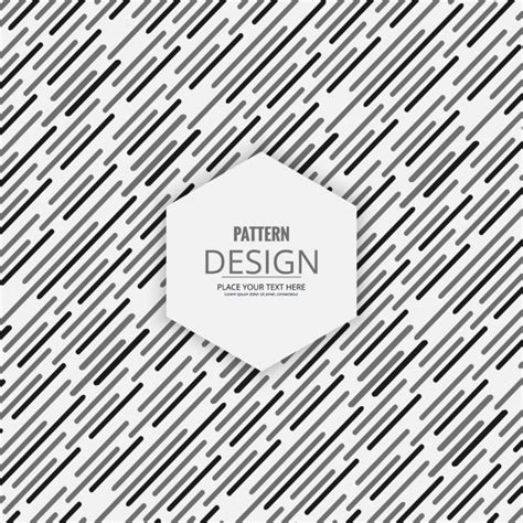 Line Pattern lines pattern in grey color vector free