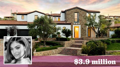 kylie jenners house kylie jenner puts her glammed up starter home in calabasas up for sale la times