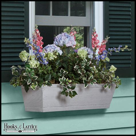 contemporary window boxes modern farmhouse window boxes distressed driftwood