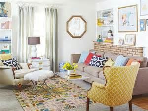 Eclectic Home Decor eclectic interior living room elegant glamor interior living room