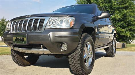 jop  jeep grand cherokeeoverland specs  modification info  cardomain