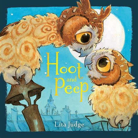 a song for snow hoot and peep books books lita judge