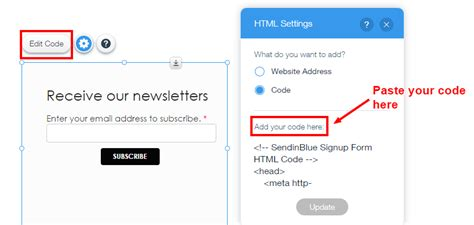 adsense on wix edit wix html code phpsourcecode net