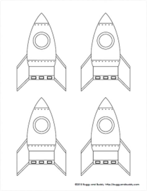 paper rocket template straw rockets with free rocket template buggy and buddy