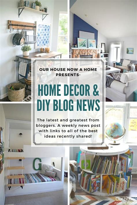 home decor blogs pinterest home decor diy blog news inspiring projects from this