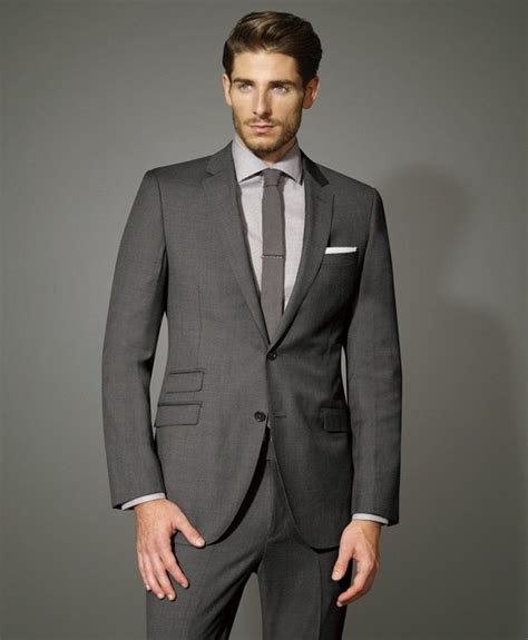 what shirt and tie to pair with charcoal suit quora