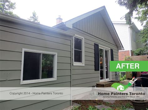 can siding be painted on a house home painters toronto 187 painting aluminum siding can save you thousands