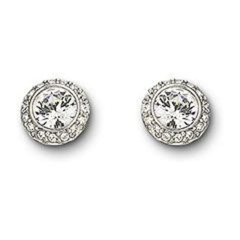 Swarovski Earrings madame covet s style boutique swarovski angelic