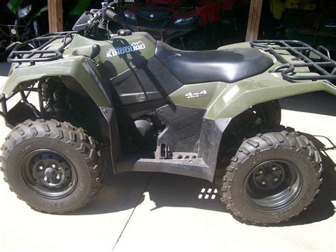 2013 Suzuki 400 King Page 2 New Or Used Suzuki For Sale Suzuki Atvs