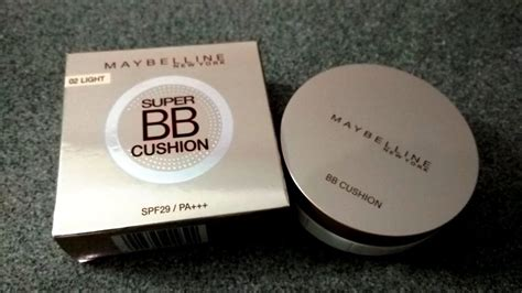 Maybelline Bb Cushion maybelline bb cushion impression review