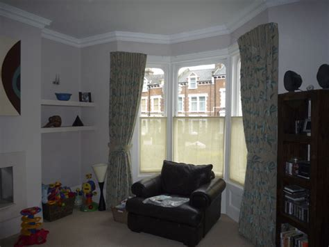 Bow Window Curtains Ideas changing curtains