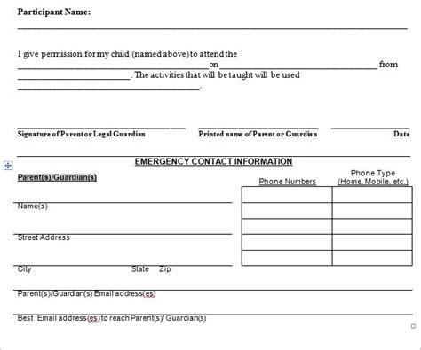 scout permission slip template 36 permission slip templates free pdf doc formats