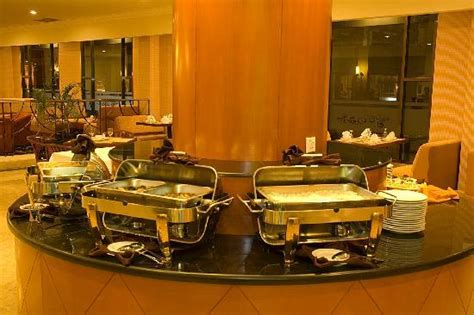 buffet table at restaurant picture of harbour bay amir