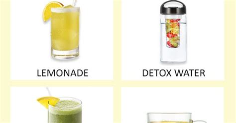 Easy Detox Tummy Toner by Simple Detox Drinks That Eliminate Belly Simple
