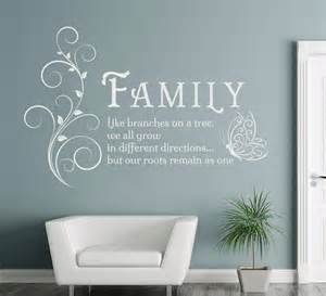 home browse room family wall stickers tree art sticker deco decor