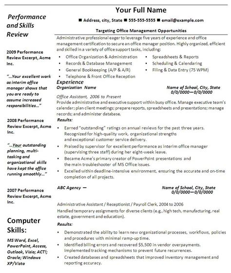 professional resume template for microsoft word livecareer