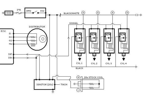 4age 16v distributor wiring diagram 35 wiring diagram