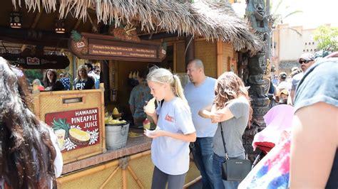 Tiki Hut Disneyland by Tiki Juice Bar Disneyland Park Disneyland Resort