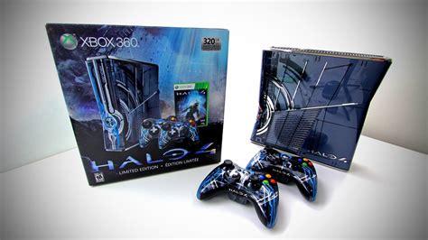 Xbox 360 Halo 4 Limited Edition halo 4 limited edition xbox 360 bundle unboxing halo 4