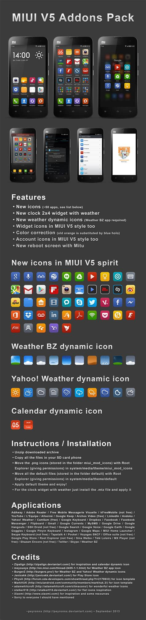 miui themes pack download miui v5 addons pack 1 0 by peyronnx on deviantart