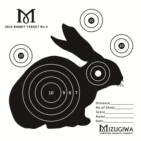 printable animal shooting targets 25pcs shooting archery airsoft target 15cmx15cm air rifle