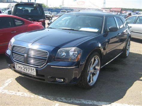 service manual how does cars work 2005 dodge magnum auto manual purchase used 2005 dodge