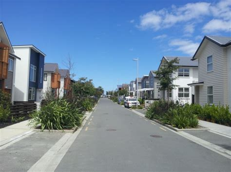 street view of houses a visit to hobsonville point development greater auckland