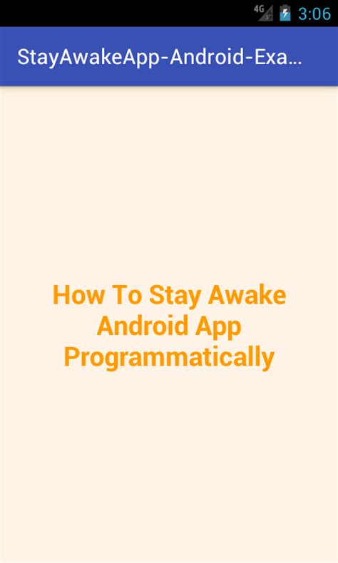 android layout gravity programmatically prevent android app activity screen from sleeping