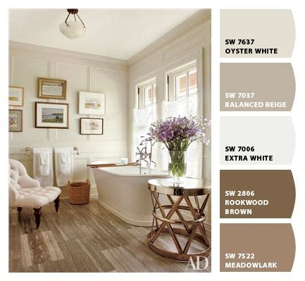 Sherwin Williams Oyster White Oyster White Sw 7637 Decorating Inspiration Pinterest