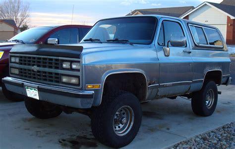 To K5 by 1984 Chevrolet K5 Blazer Black South Dakota U S A