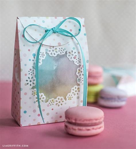 Make Your Own Paper Punch - make your own treat bags bags punch and paper bags