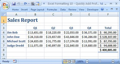 format gridlines excel 2013 remove gridlines in excel 2007 and later teachexcel com