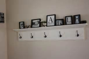 mudroom shelves with hooks luke and hailie entryway shelf