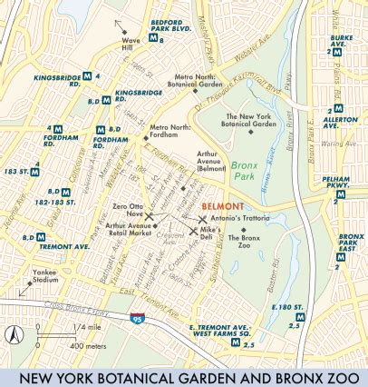 New York Botanical Garden Map Pdf New York Botanical Garden Map Pdf New York Map