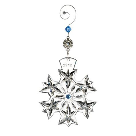 goodwill ornaments 2015 snowflake wishes goodwill ornament by waterford silver superstore