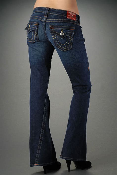 true religion section joey true religion women s jeans joey petite flare jean