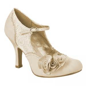 vintage shoes ruby shoo emily vintage inspired wedding