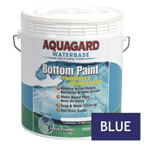 waterbased bottom paint for boats aquagard waterbased anti fouling bottom paint gallon
