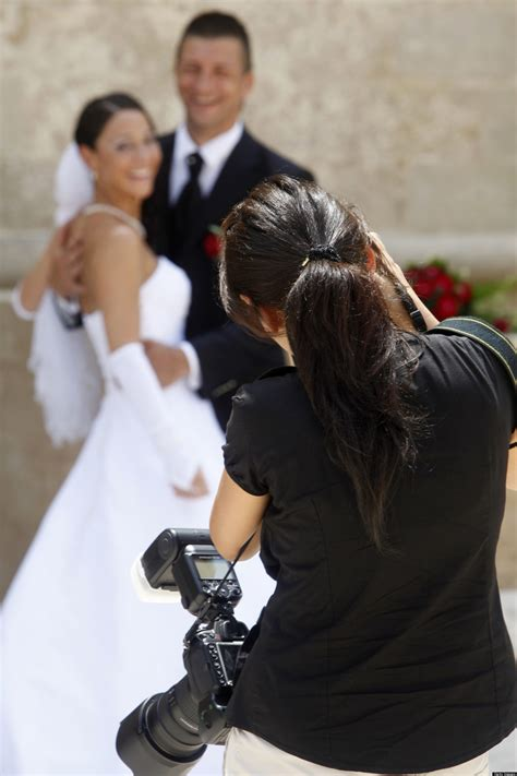 A Wedding Photographer by How Not To Choose Your Wedding Photographer Huffpost