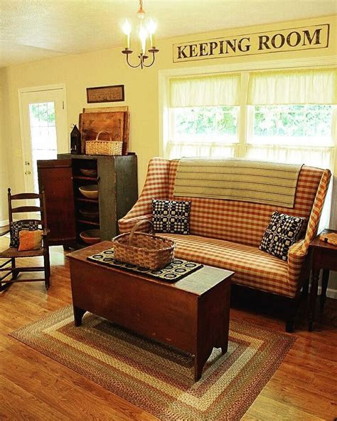 keeping room furniture 2351 best images about country primitive decorating on