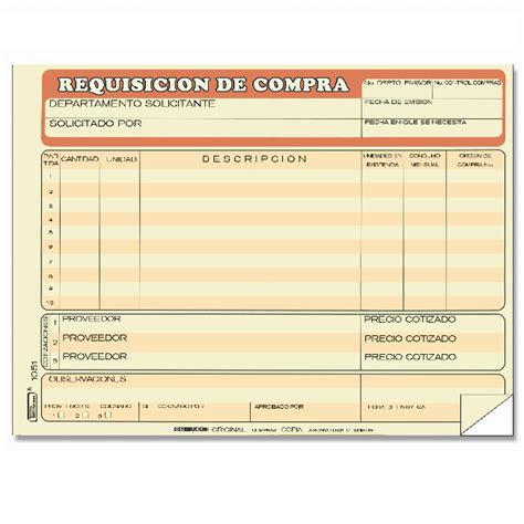 para generar la requisici 243 n de un restaurante youtube requisicion de compra requisicion de materiales formatos