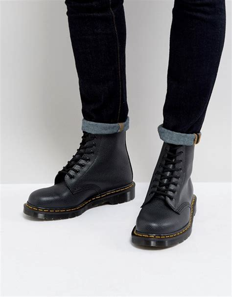 Dr Martens Madein Thailand dr martens dr martens made in 1460 pebble boots