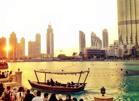 dubai fountain boats ethics of travel meganotravels