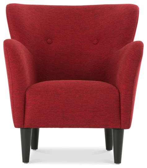 the red armchair happy picasso red armchair contemporary armchairs and