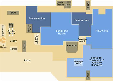 Floor Plan Of The White House by Consolidation Building Floor Plans Va Pittsburgh